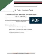 Compte-Rendu _lundi Du PLU_ 21 Mai 2012