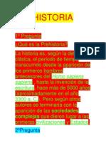 Prehistoria Mateo