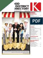 Kirkwood School District Directory 2011