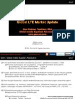 GSA Global LTE Market Update Istanbul LTE Forum 060612
