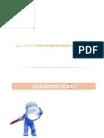 DIAGNÓSTICO DE FALLAS EN PC