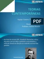 TEORIAS CONTEMPORÂNEAS