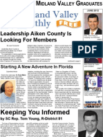 Midland Valley Monthly June 2012