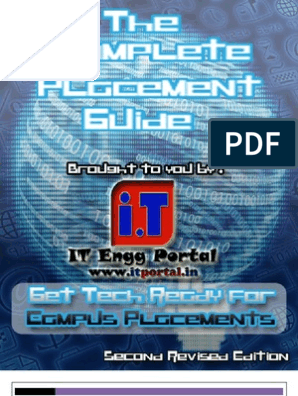 The Complete Placement Guide- 2nd Edition | Pointer