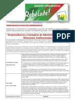 CMFnum 8 Transparencia en La Estructura de Nombramientos