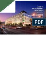 NYC Agency Procurement Indicators - FY2011