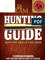 Field & Stream Hunting Guide