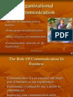 Lecture 2 Organizational Communication