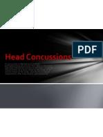 Head Concussions