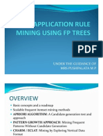 Frequent Pattern Mining Using Fp Trees (1)