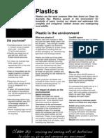 Cua Plastic Recycling Fact Sheet