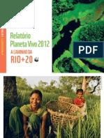 Relatorio Planeta Vivo 2012 (WWF - Global Footprint Network)