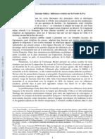 Droite française, fascisme italien  influences croisées sur la Garde de Fer_Rome-STUDIA_POLITICA