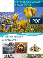 Types and Styles of Flower Arrangement (Hrm13n) [Autosaved]