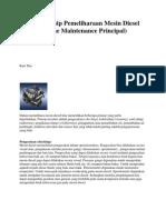 Prinsip Mesin Diesel