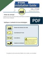 Guia de Instalacao Rapida DSL-2730B