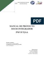 Manual de Proyecto Socio Integrador Pnf Iutjaa