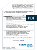 Sr Manager Financial Reporting Taxation