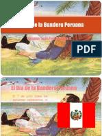 El Día de la Bandera Peruana