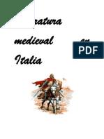 Literatura Medieval en Italia