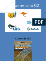 Softwares Para SIG