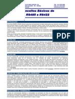 Conceitos Básicos de RS485 e RS422