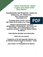 27bad0381ec7 Libro Tomar Conciencia of 2003