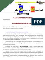 IIGM - LA SEGUNDA GUERRA MUNDIAL (4º DIVER)