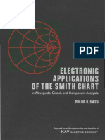 78897620 Electronic Applications of the Smith Chart SMITH P 1969