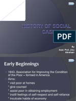 History of Social Casework