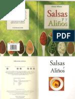Wilson Anne - Salsas Y Aliños