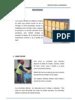Encofrados Parte 1 Ingeniería Civil UCV
