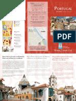 Folheto Portugal Dos Pequenitos Coimbra