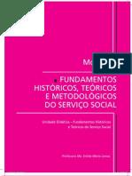 48735318 Fundamentos Historicos Teoricos e Metodologicos Do Servico Social