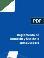 Reglamento Computadora