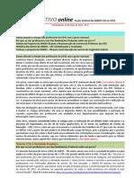 Informativo Online  n° 4