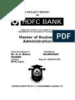 HDFC Bank.doc