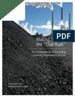"""Making Sense of the """"Coal Rush"""""""