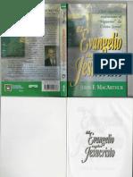 El Evangelio Segun Jesucristo-MacArthur