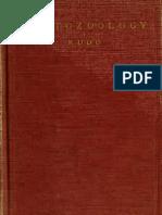 Protozoology (1939) by Kudo