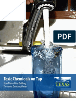 Toxic Chemicals on Tap