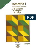 Morgado - Geometria Volume I