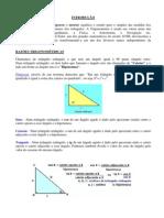 Introdução trigonometria