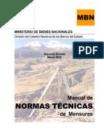 Norma Tecnica MBN 2010