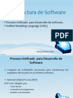 UML-RUP- Rosaury Rivera 11-1016 Arq.soft