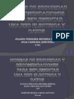 Normas de Seguridad y Recomendaciones Juliana Becerra_Carolina Leon 1101