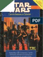 Cacería Humana en Tatooine