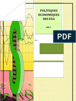 Politiques Economiques Des Eua (2) (2)