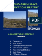 Conservation Strategy - PSB 061312 Ppt