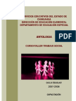 Antologia Trabajo Social